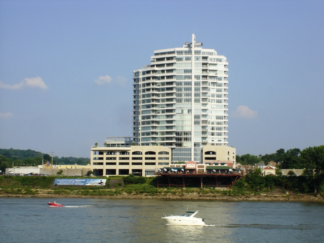400 Riverboat Row Dr, 1201 Newport, KY