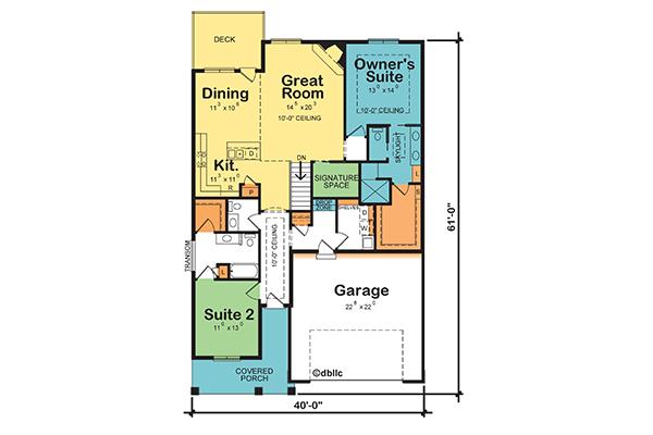 Hunters Grove Floorplan