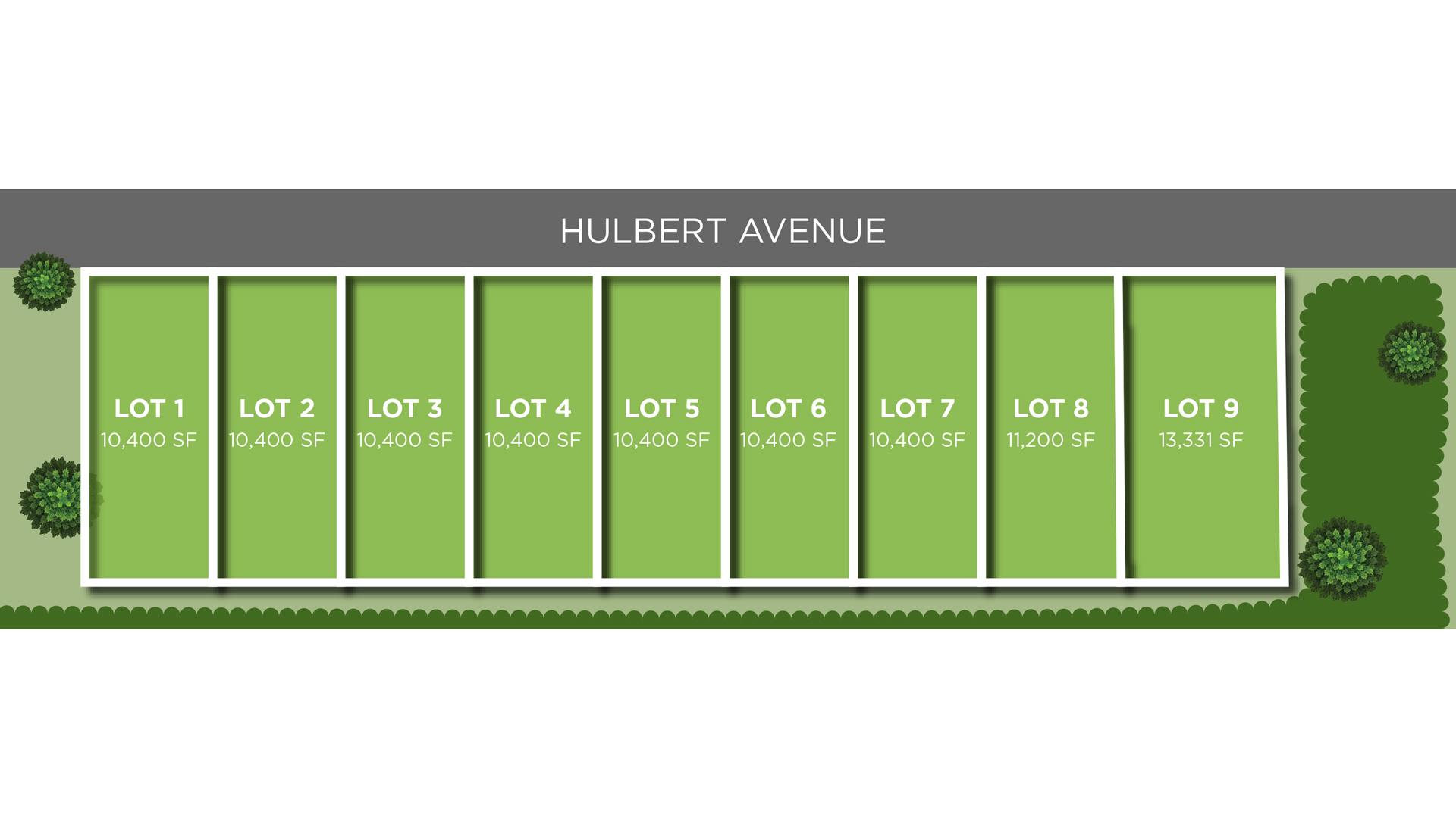 Hulbert Crossing Site Map