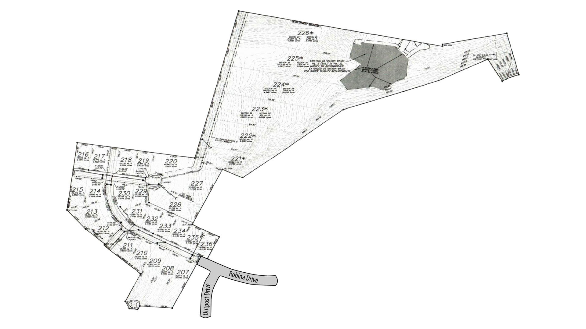 Section 5 Site Map