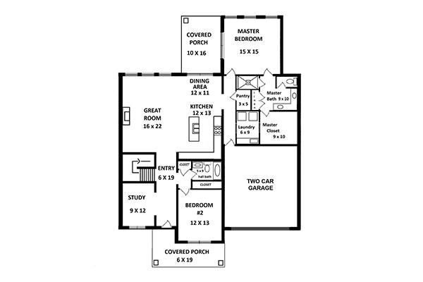 Ranier First Floor