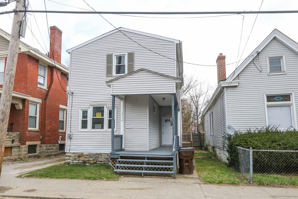 Exterior (Main) for 1914 Howell St Covington, KY 41014