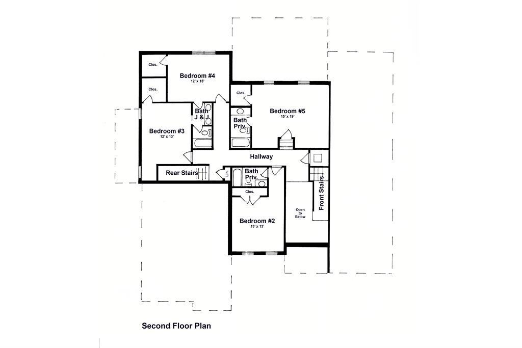 Floor Plan 2 for 96 Meadowview Ln Kings Mills, OH 45065