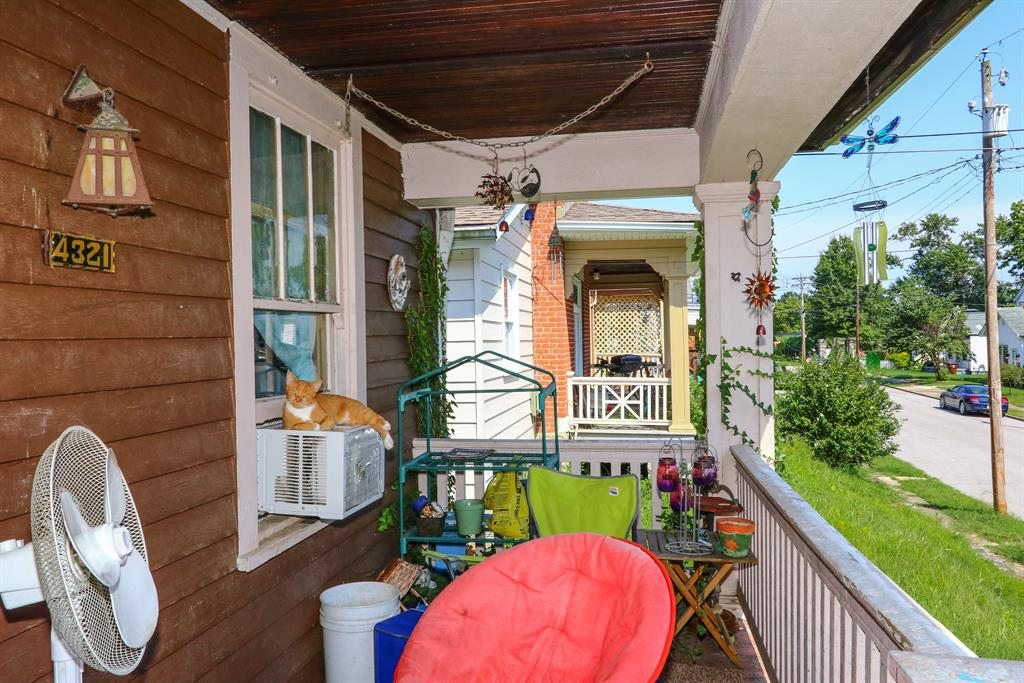 Porch for 4321 Michigan Ave Latonia, KY 41015