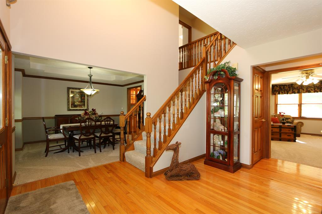 Foyer for 4300 Ashby Fork Rd Petersburg, KY 41080