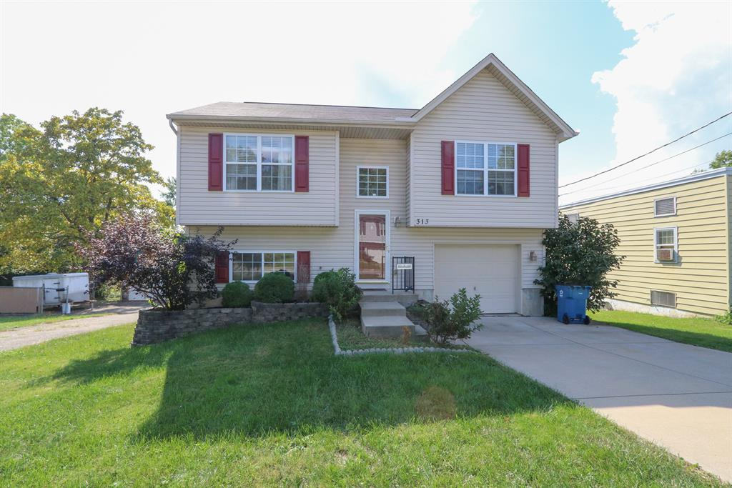 Exterior (Main) for 313 Hallam Ave Erlanger, KY 41018