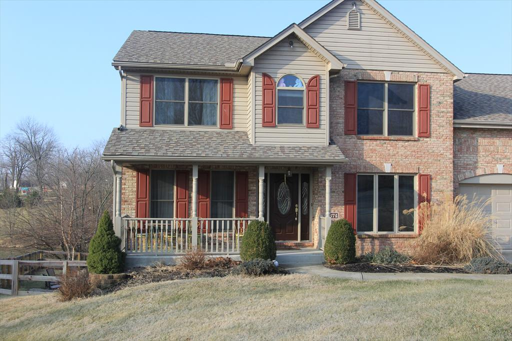 Entrance for 5674 Jam Ct Independence, KY 41051