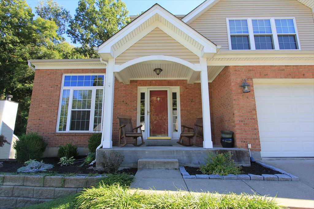 Entrance for 131 Fort Beech Dr Newport, KY 41071