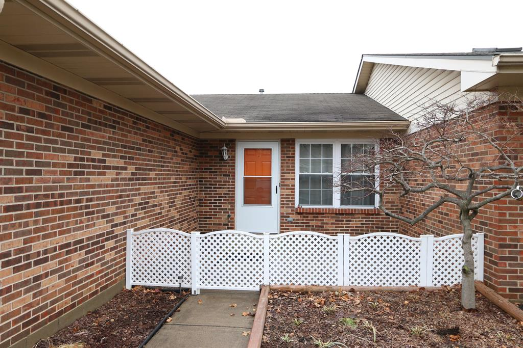 Entrance for 4260 Mallard Ct Middletown, OH 45044