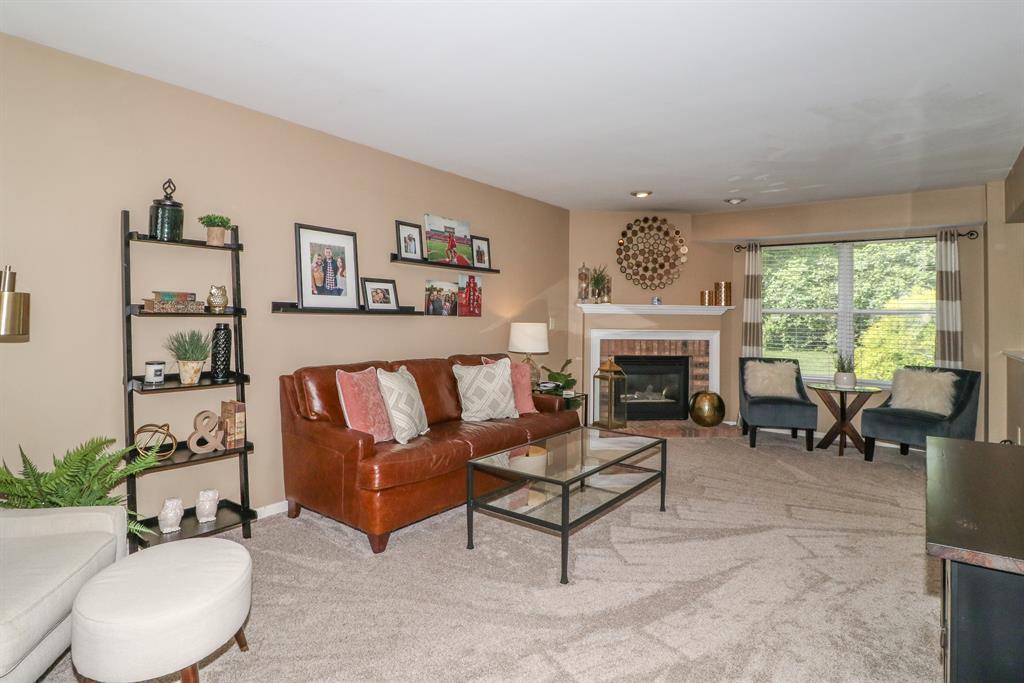 Living Room for 3982 Deerchase Dr Erlanger, KY 41018