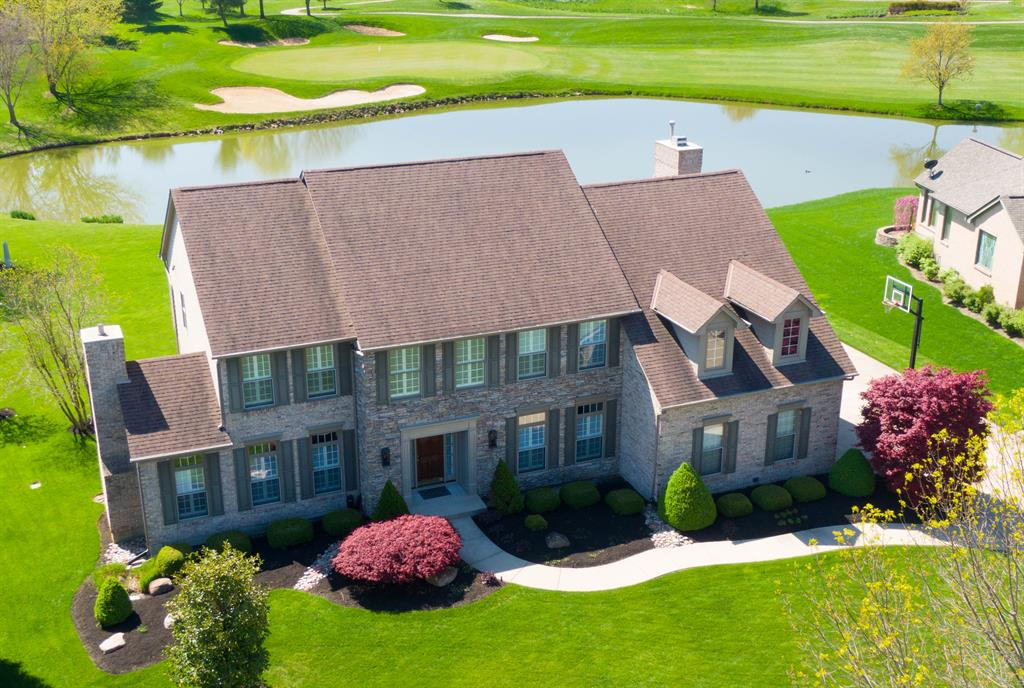 Aerial Photo for 8325 Cherry Laurel Drive Liberty Twp., OH 45044