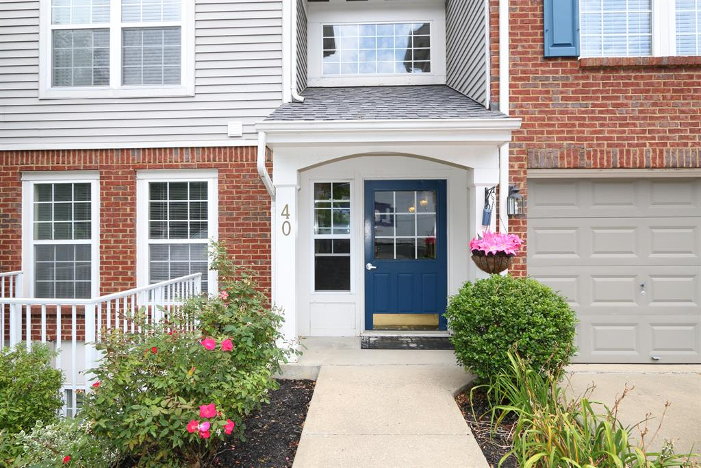 Entrance for 40 Noonan Ct, L Highland Heights, KY 41076