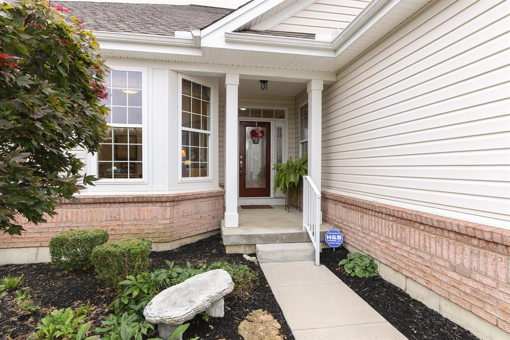 Entrance for 1629 Heritage Blvd Maineville, OH 45039