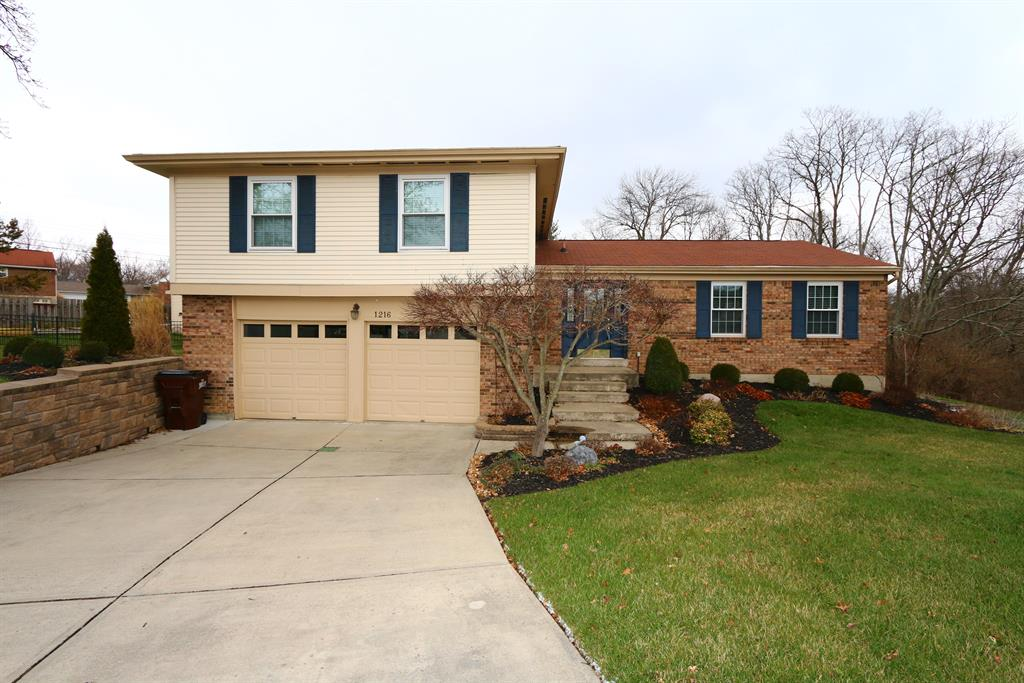 Exterior (Main) for 1216 Bob White Ct Edgewood, KY 41017