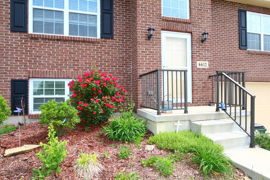 Entrance 6612 Elgin Ct Burlington KY 41005