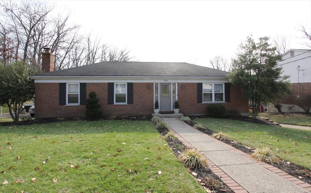 Exterior (Main) for 369 Knollwood Dr Highland Heights, KY 41076