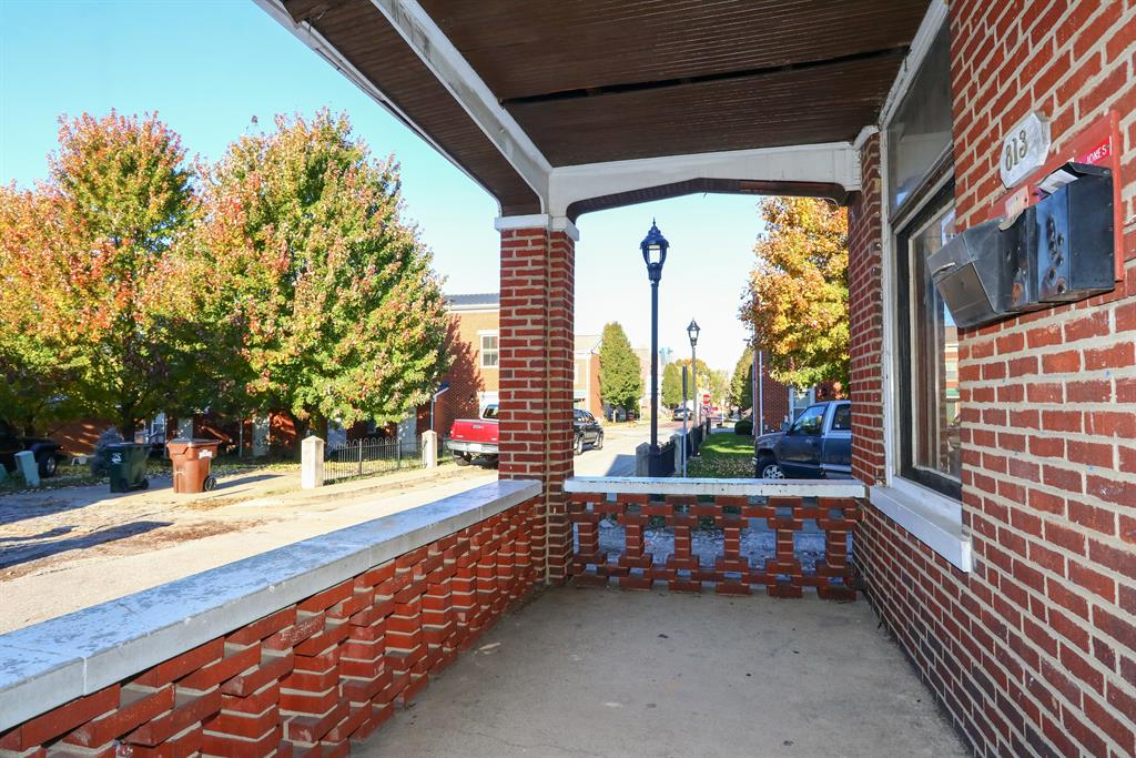 Porch for 813 Liberty St Newport, KY 41071