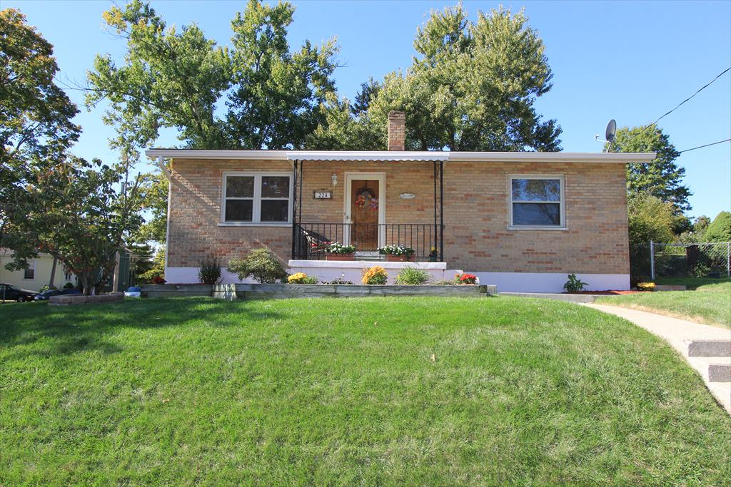 Exterior (Main) for 224 Grant St Fort Thomas, KY 41075