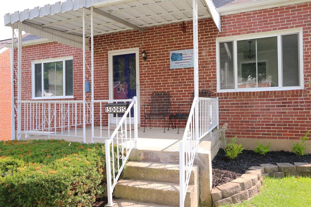Entrance for 15 Doris Dr Taylor Mill, KY 41015
