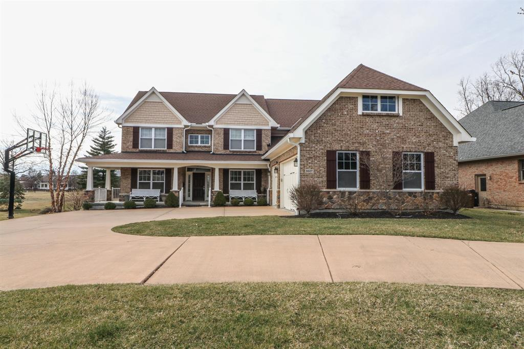 Exterior (Main) for 9607 Cooper Ln Blue Ash, OH 45242