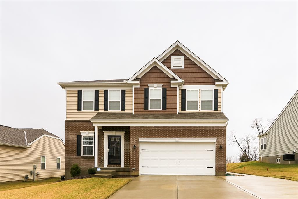 Exterior (Main) for 715 Norbie Dr Burlington, KY 41005