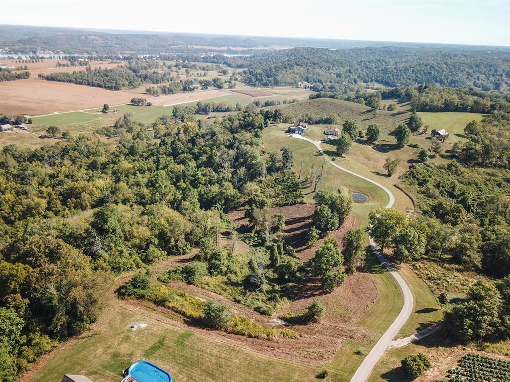 Aerial Photo for Timberbrook Ln Sparta, KY 41086
