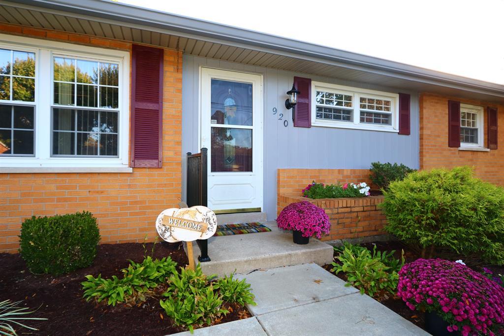 Entrance for 920 Villa Dr Villa Hills, KY 41017