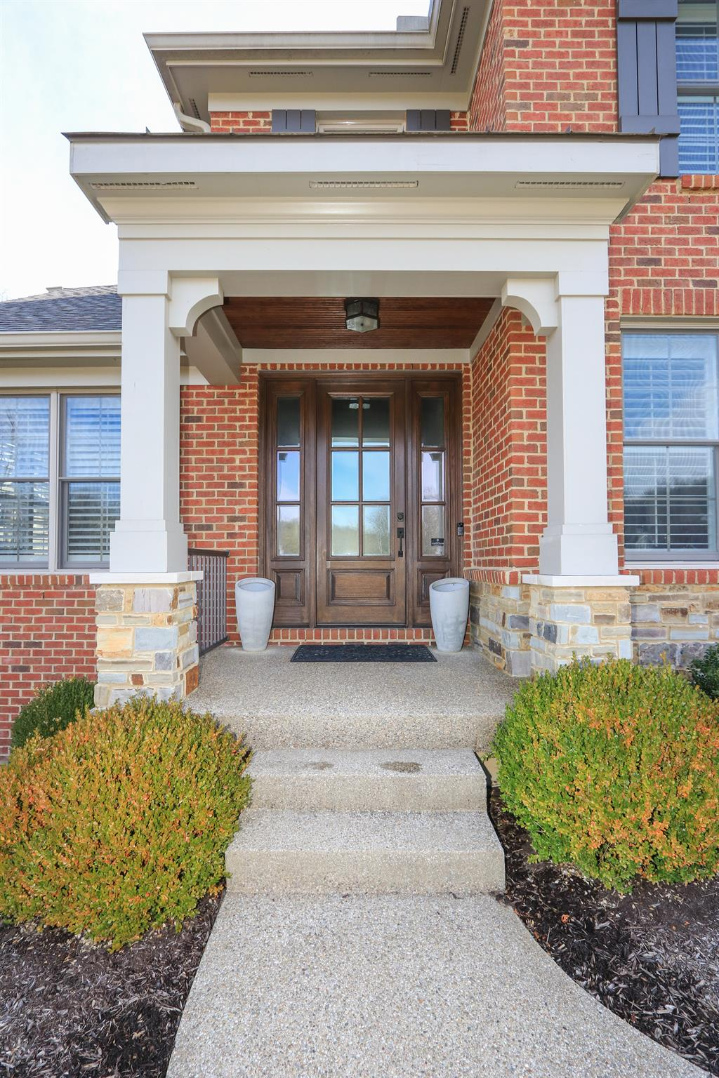 Entrance for 7312 Ridgestone Dr Madeira, OH 45243