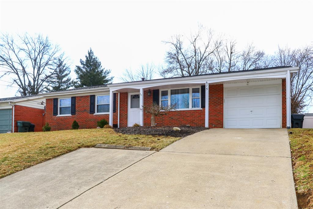 Exterior (Main) 2 for 675 Mimosa Ct Erlanger, KY 41018