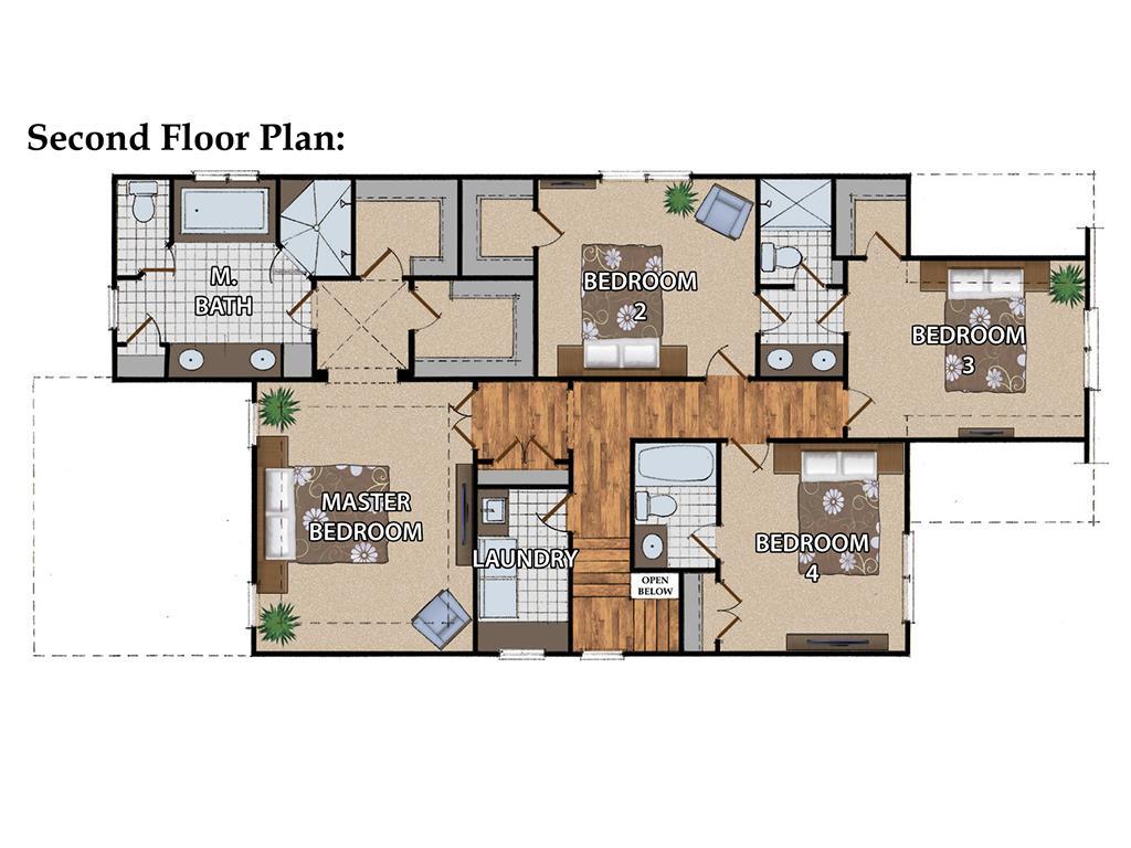 Floor Plan 2 for 6784 Dawson Rd Madeira, OH 45243