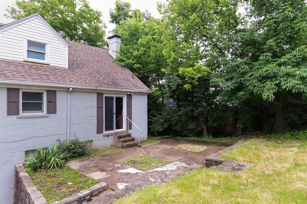 Patio for 3515 Linwood Ave Linwood, OH 45226