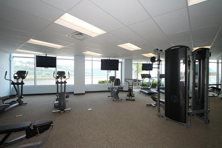 Exercise Room for 400 Riverboat Row, 2001 Newport, KY 41071