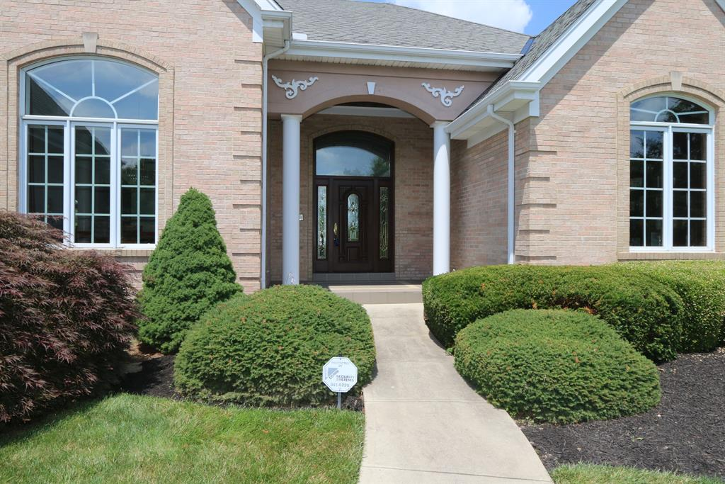 Entrance for 744 Count Fleet Dr Union, KY 41091