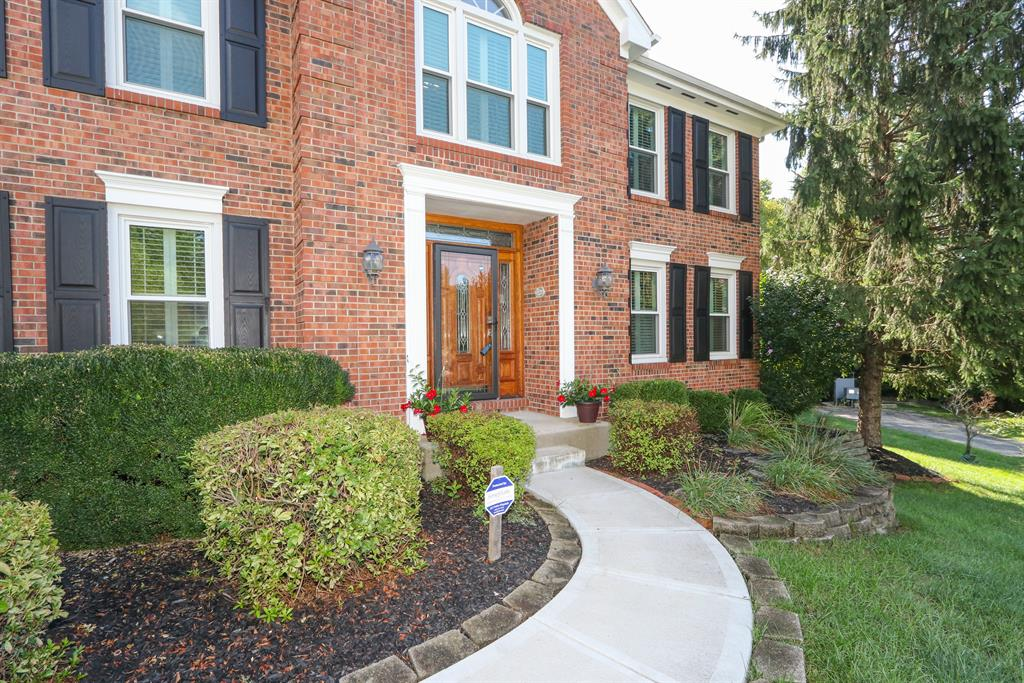 Entrance for 9930 Tall Oaks Ct Deerfield Twp., OH 45140