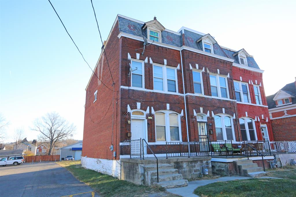 Exterior (Main) for 1542 Madison Avenue Covington, KY 41011
