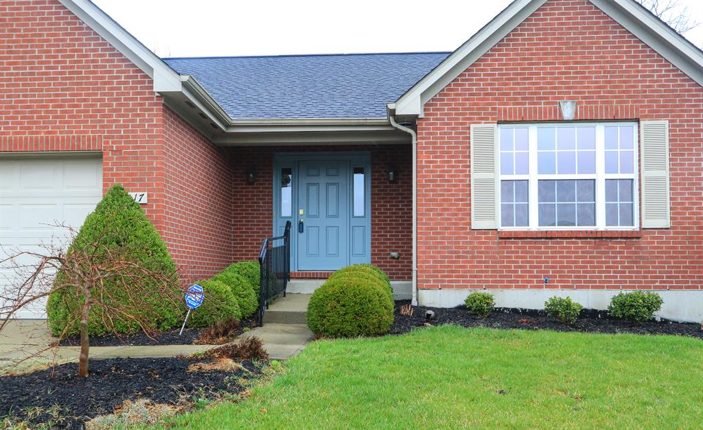 Entrance for 2017 Arbor Springs Blvd Union, KY 41091