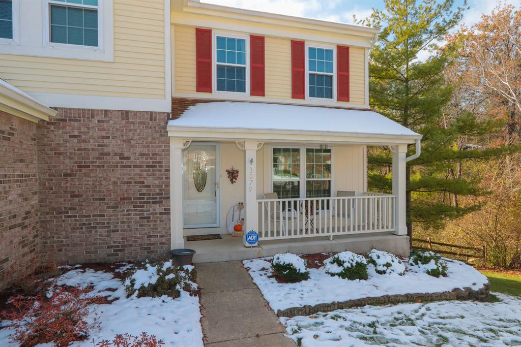 Entrance for 3079 Hoock Ct Monfort Hts., OH 45239