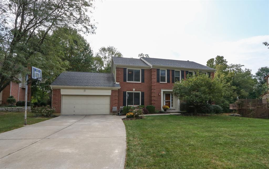 Exterior (Main) for 9690 Tulip Tree Ct Deerfield Twp., OH 45140