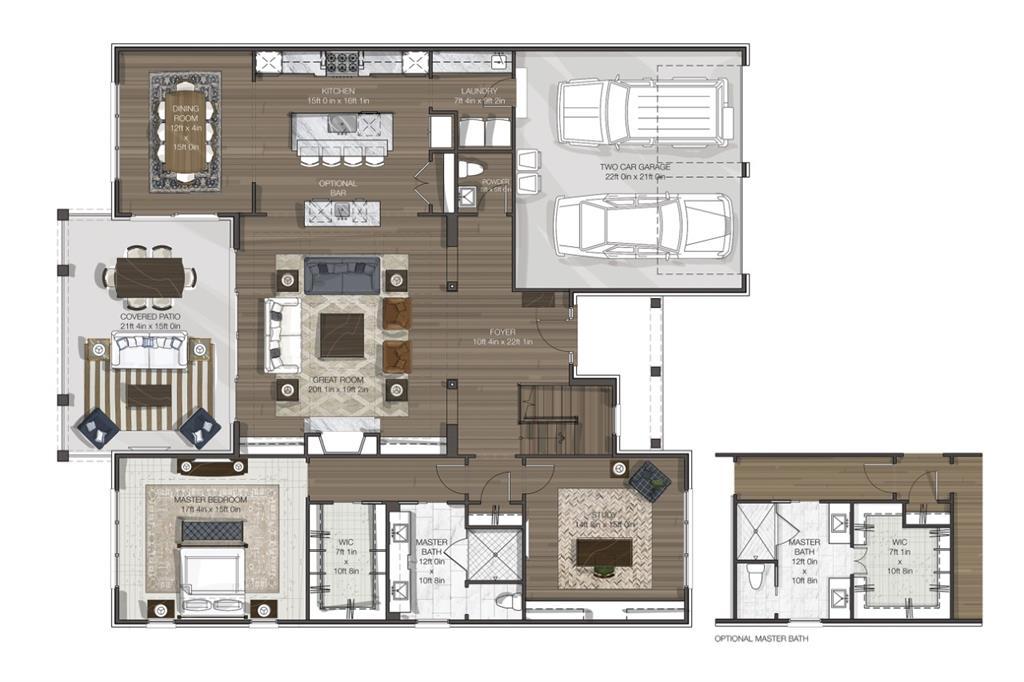 Floor Plan for 9503 Cooper Ln Blue Ash, OH 45242