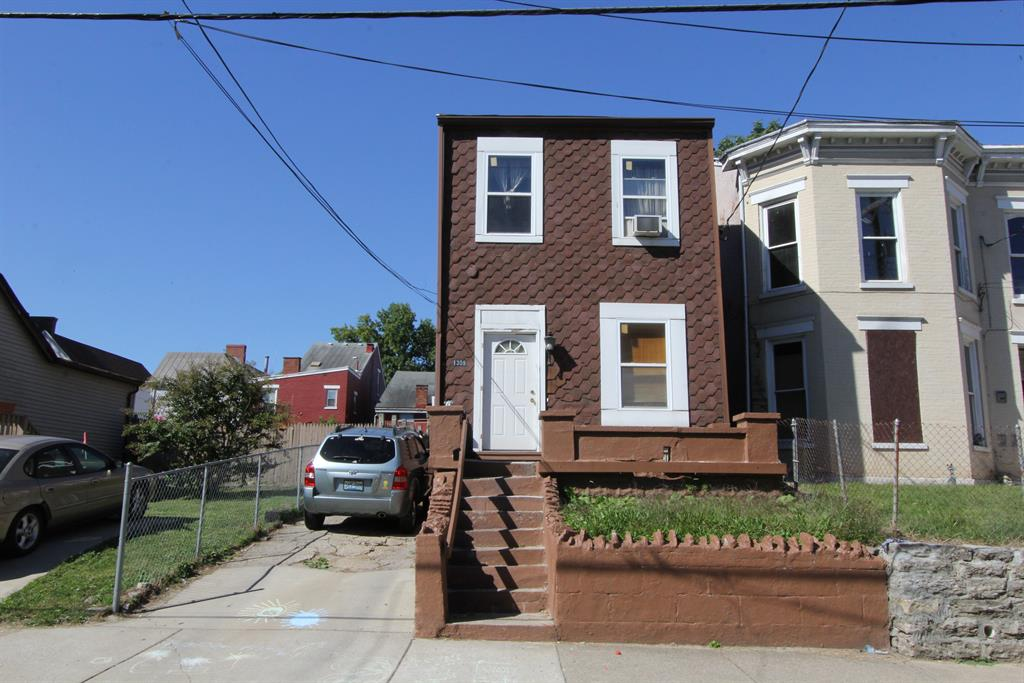 Exterior (Main) for 1309 Banklick St Covington, KY 41011