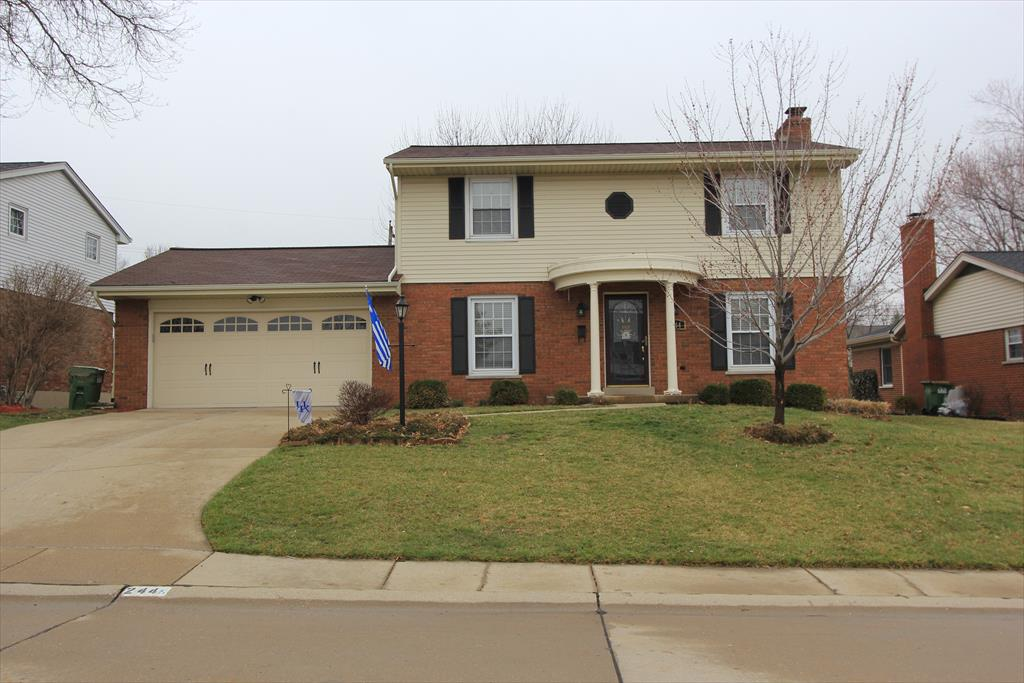 Exterior (Main) for 244 Applewood Dr Lakeside Park, KY 41017