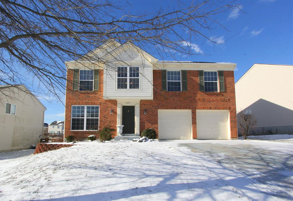 Exterior (Main) for 9672 Cloveridge Dr Independence, KY 41051
