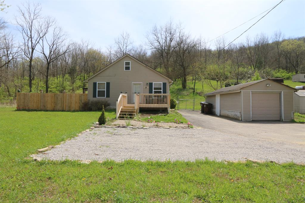 Exterior (Main) for 439 Pooles Creek Rd Cold Spring, KY 41076