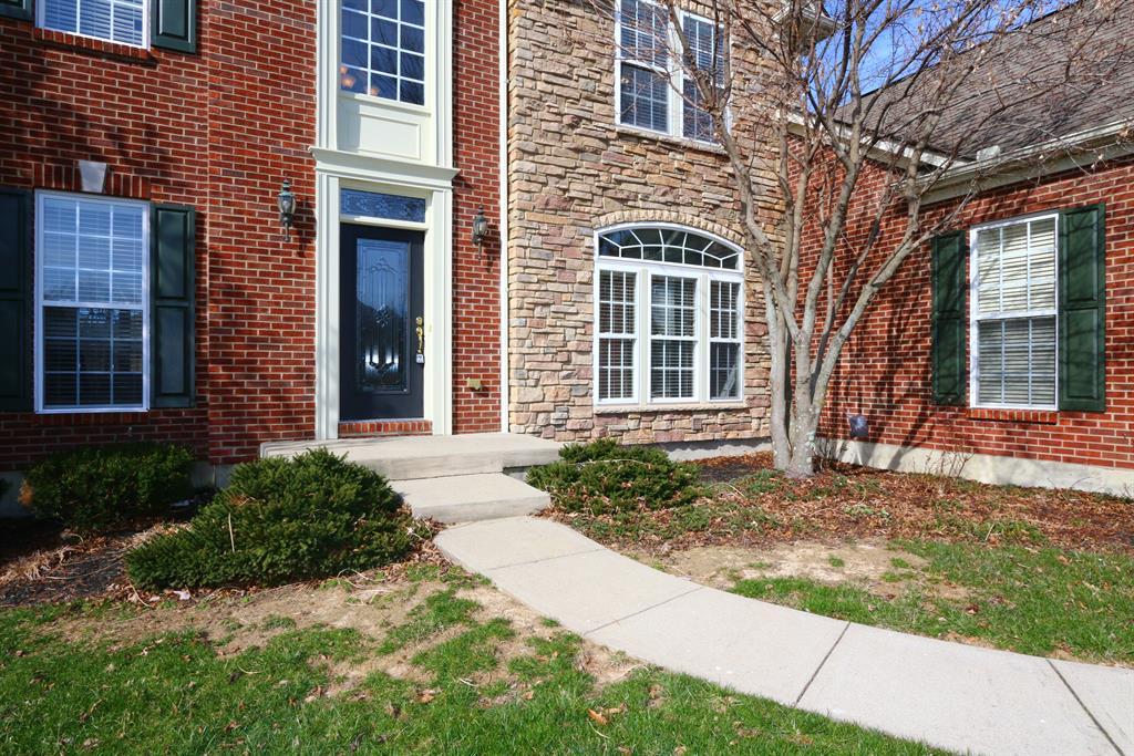 Entrance for 1161 Monarchos Ridge Union, KY 41091