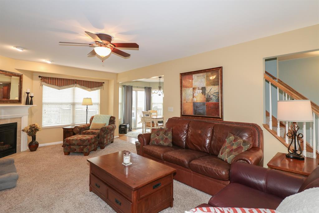 Great Room for 1730 Bingham Cir Hebron, KY 41048