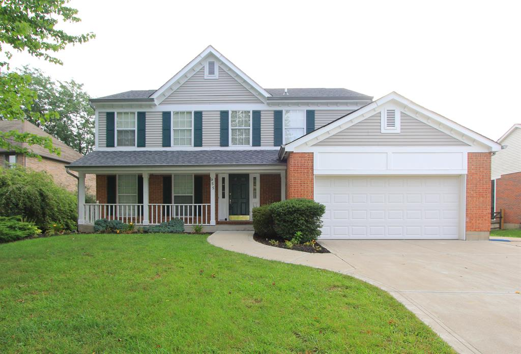 Exterior (Main) for 955 Lakepointe Ct Union, KY 41091
