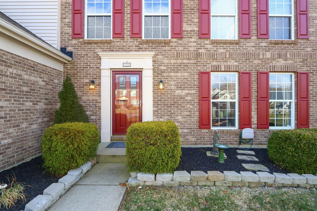 Entrance for 743 Wigeon Dr Alexandria, KY 41001