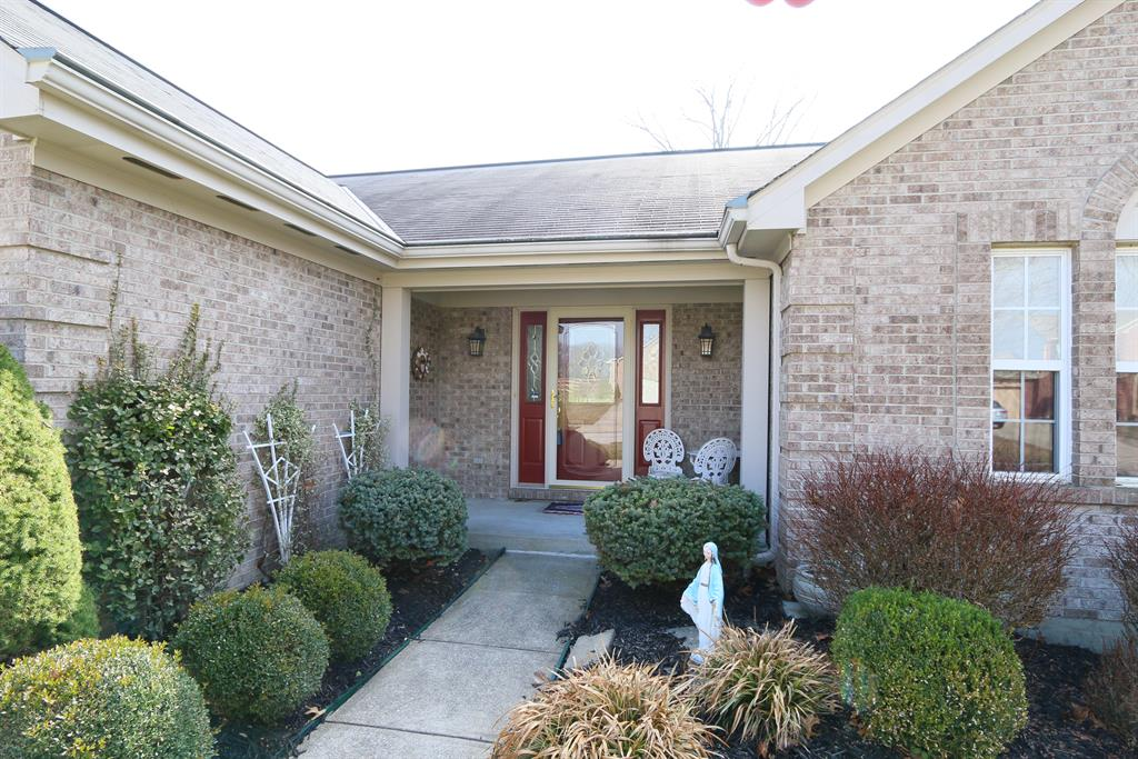 Entrance for 2613 Red Sky Ct Burlington, KY 41005