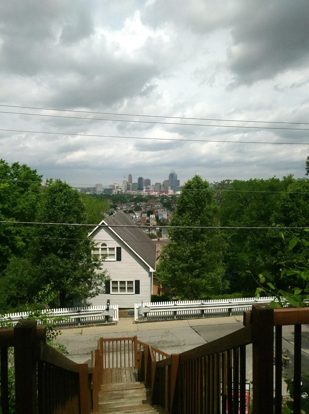 View for 68 Grandview Ave Newport, KY 41071