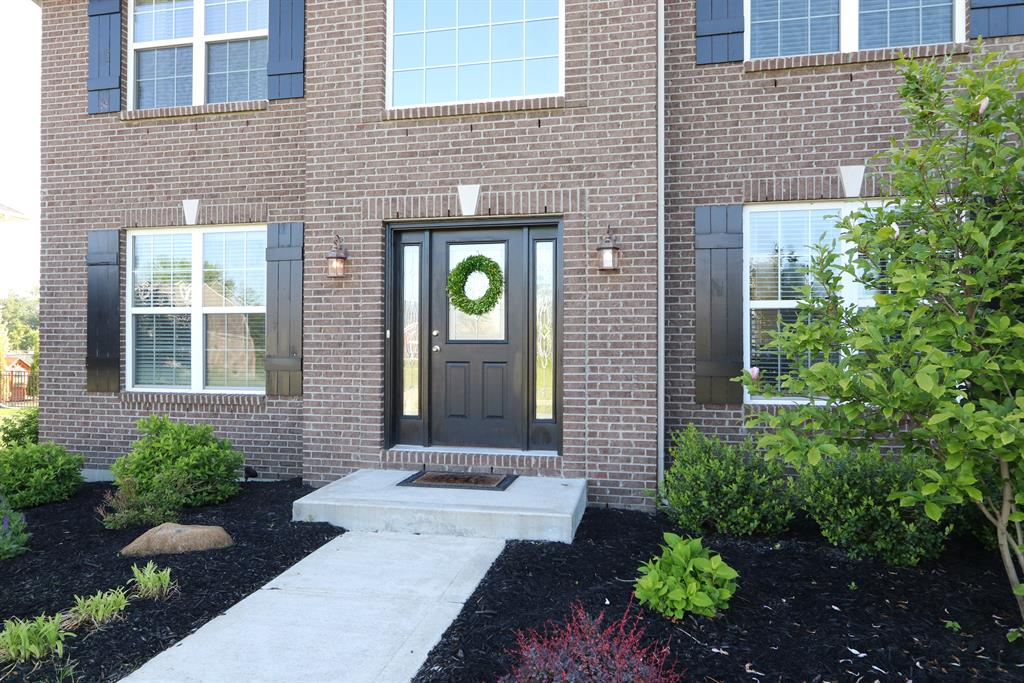 Entrance for 5212 Chestnut Woods Ct Liberty Twp., OH 45044
